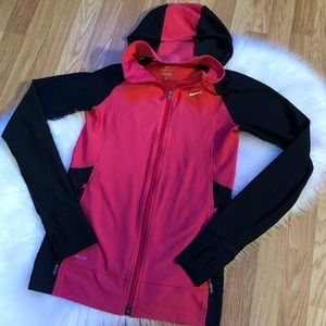 Nike women's full zip jacket